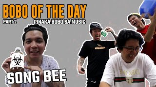 BOBO OF THE DAY part 2: Sino pinakabobo sa MUSIC? | Splash Bros TV