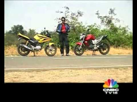 Pulsar 135 Vs Yamaha FZ 16 & Honda Stunner on OVERDRIVE