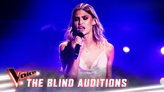 The Blinds: Tayla Surace sings 'Rolling In The Deep'  | The Voice Australia Season 8