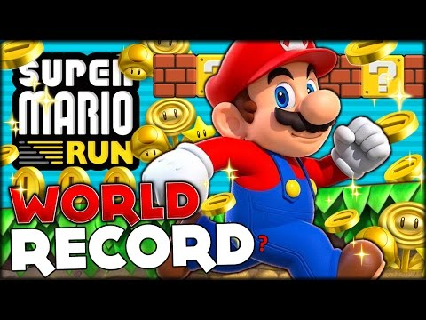 BRAND NEW SUPER MARIO GAME OUT NOW!!! IS IT AWESOME & FREE?? SUPER MARIO RUN GAMEPLAY (IOS)