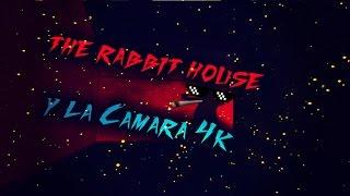 El Conejo Drogado y la Camara 4k 😂😂 (the rabbit house)