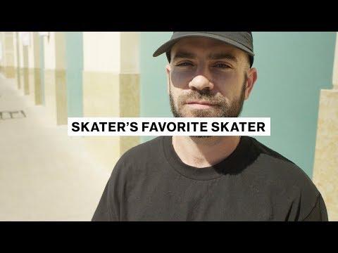 Skater's Favorite Skater | Zered Bassett