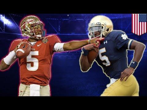 Florida State vs Notre Dame: Jameis Winston drama tarnishes Everett Golson matchup