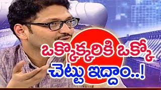 Through 'Adopt A Family' Call, We Can Find Solution For Srikakulam | Mayuri | PrimeTimeDebate #5