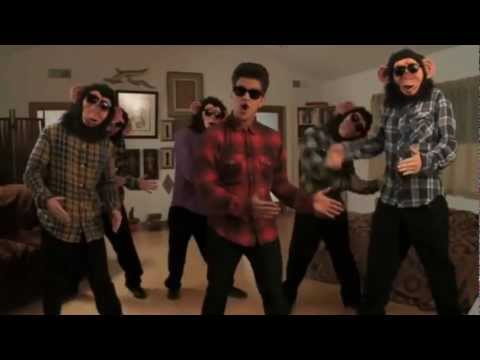 Bruno Mars The Lazy Song Faster video