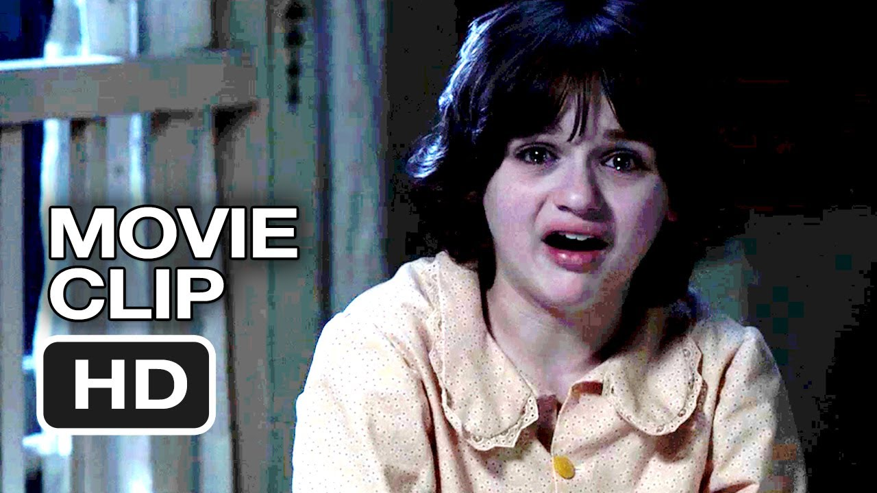 The Conjuring Movie CLIP Trying To Sleep 2013