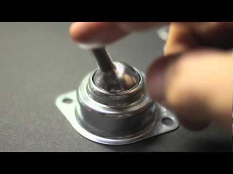 Kamera dengeleyici (Steadi Cam - Stabilizatör) yapımı