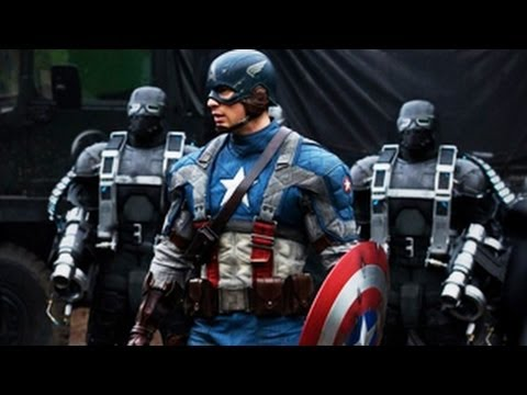 Captain America: The Winter Soldier Official 4 Min Preview Trailer -- Released
