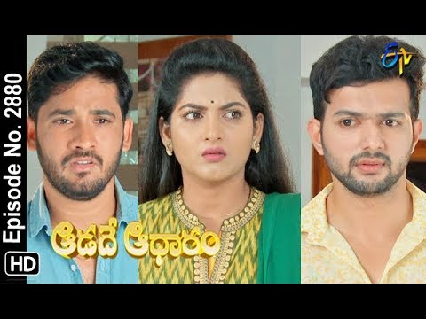 Aadade Aadharam | 8th October 2018 | Full Episode No 2880 | ETV Telugu