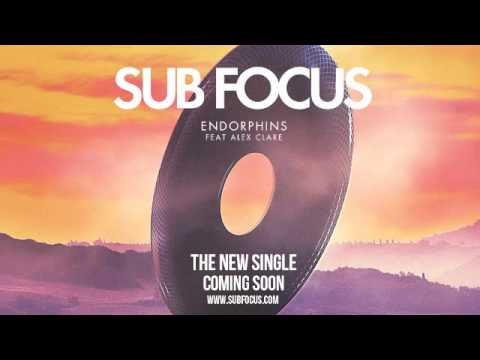 Sub Focus 'Endorphins' feat. Alex Clare (Radio Rip)