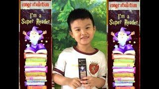 Bé biết tuốt Minh Khang | Bí quyết tích lũy kiến thức từ bộ sưu tập 300++ quyển sách đa chủ đề