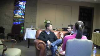 Ray Comfort -Behind the Scenes- 3/22/10