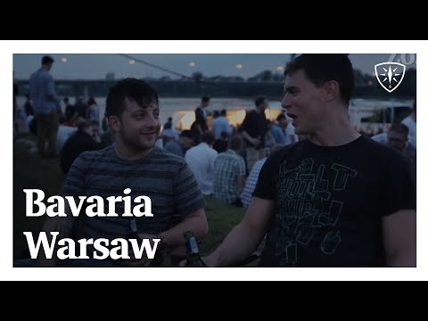 Around the World in 80 Bars - Warsaw by Mr. Polska