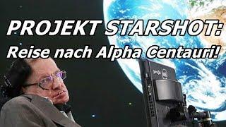 PROJEKT STARSHOT: Reise nach Alpha Centauri - Erster erfolgreicher Test!
