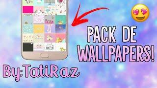 Pack De Wallpapers lindos❤ |By: TatiRaz