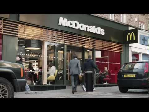 "McDonald s ""First Day"" TV Ad"