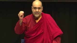 Gelong Thubten  explains how to develop a daily mindfulness practice