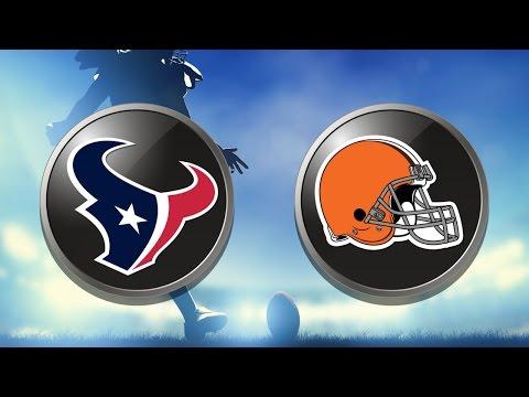 Brown Houston Texans Texans vs Browns | Pronósticos