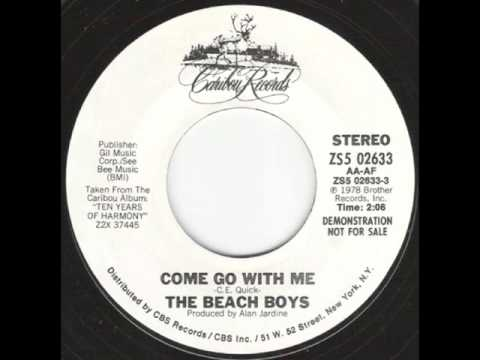 Beach Boys - Come And Go With Me