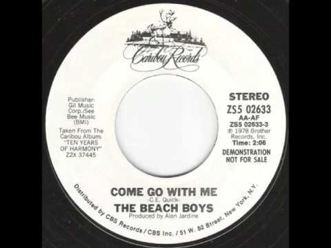 Beach Boys - Come Go With Me