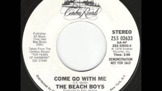 Watch Beach Boys Come Go With Me video