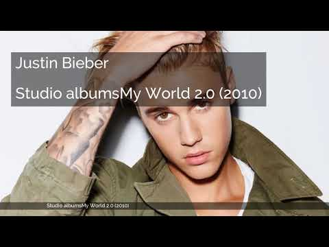 Justin Bieber | Discography | Studio albumsMy World 2.0 (2010) | Under the Mistletoe (2011) | Be... MP3