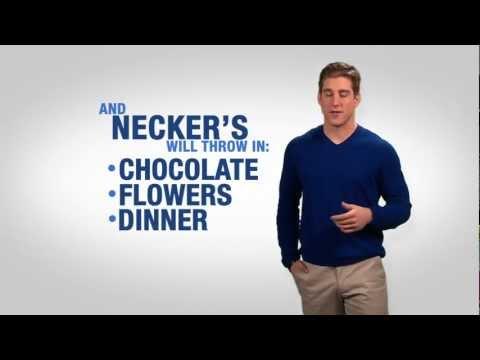 Necker's Jewelers Valentine's Day 2012