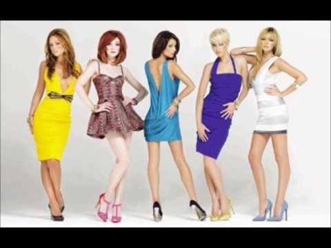 Girls Aloud - Girls On Film