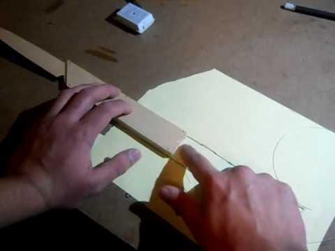 Hidden Blade Sketchup Hidden Blade Pulley System