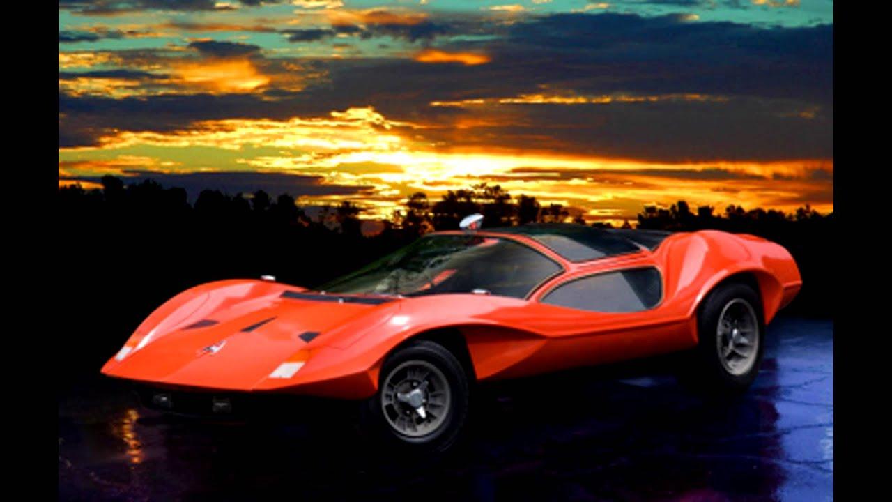 Make Your Own Car >> Forgotten Cars: Adams Probe-16 (Clockwork Orange car...) - YouTube