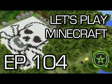 Let's Play Minecraft - Episode 104 - Enter the Negatower Part 1