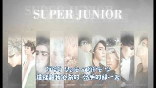 Watch Super Junior A Good Bye video