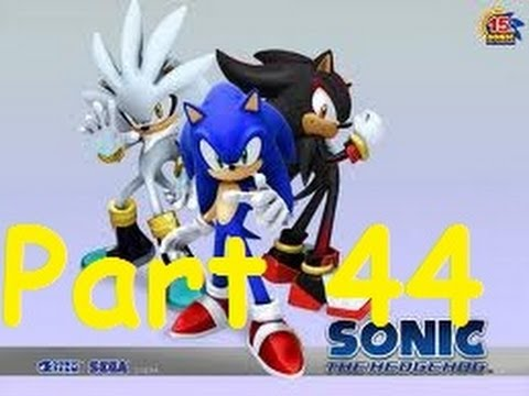Let's Play Sonic The Hedgehog (2006) Part 44:  Beastiality Kiss... (fucking Eww) video