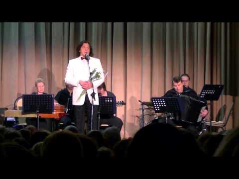 Сергей Шеремет исполняет украинскую народную песню