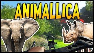 Animallica - POST APOCALYPTIC ANIMAL TAMING SURVIVAL OPEN WORLD GAME - Animallica Gameplay
