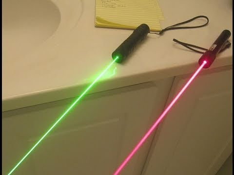 How to Make your Laser's Beam Much Brighter!