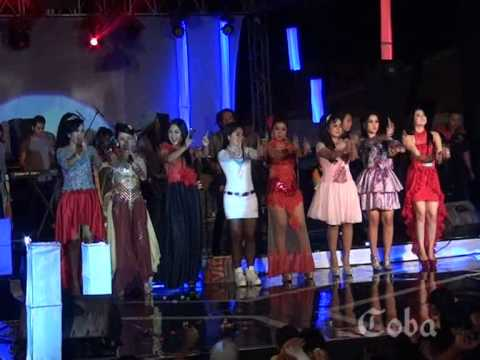 Monata Live Apsela 2014 - Goyang Morena Opening All Artis (trial Video) video