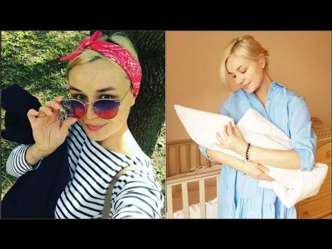 Полина Гагарина назвала дочку необычным именем и объяснила, почему скрывала беременность