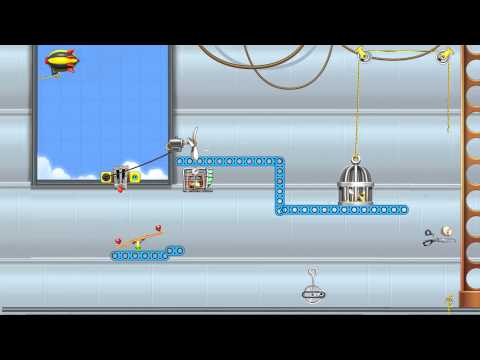 Contraption Maker - Mile High Mouse Trap (Simple solution) thumbnail