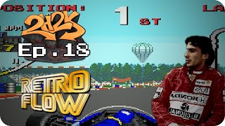 [Retro Flow - Ep.18 - Ayrton Senna Super Monaco GP II] Video
