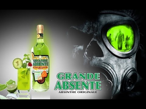 Grande Absente - Worlds Most Dangerous Liquor