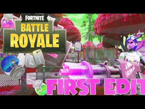 MrPriceo0 first Fortnite edit