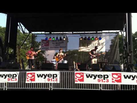"""Love For Free"" - The Red Western - WYEP Summer Music Festival, Pittsburgh, PA 6/28/2014"