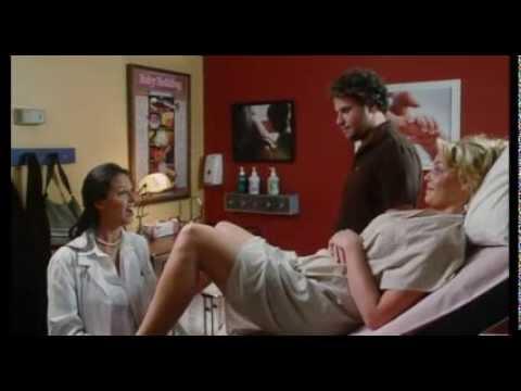 Ligeramente embarazada (Knocked Up) - Ginecóloga