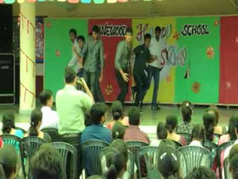 Teachers day pinewood school 2012  (DJ boyzz)