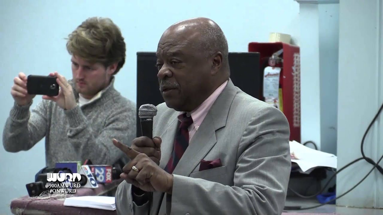 Dr. Walter D. Palmer on Closure of Charter High School ...