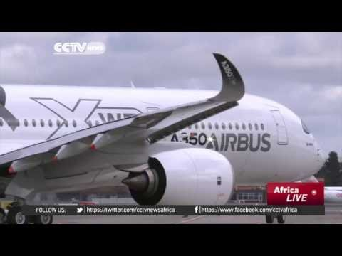 Ethiopian Airlines Acquires Eco-friendly Airbus A350 Planes
