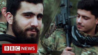 Syria conflict: Inside the final rebel stronghold - BBC News