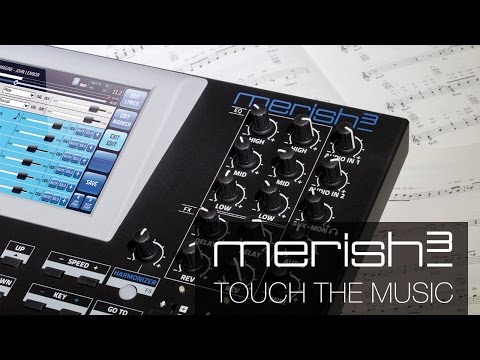 Merish 3 The Midi & Mp3 Karaoke Player