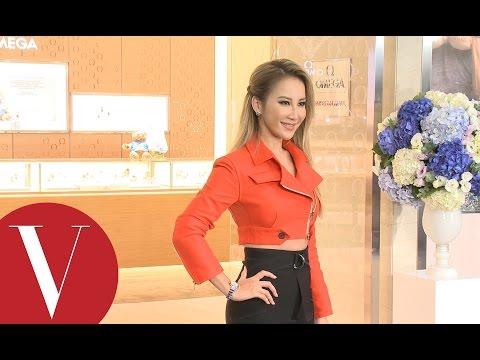 時尚爆爆|《我是歌手》冠軍COCO李玟,新唱片曲風獨家公開!
